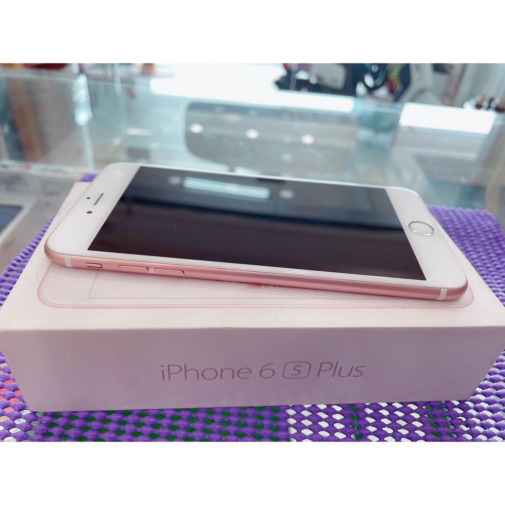 【西瓜通訊】高雄有店面 盒裝8.5成新Apple iPhone 6S+ Plus 64GB粉色 5.5吋#5611