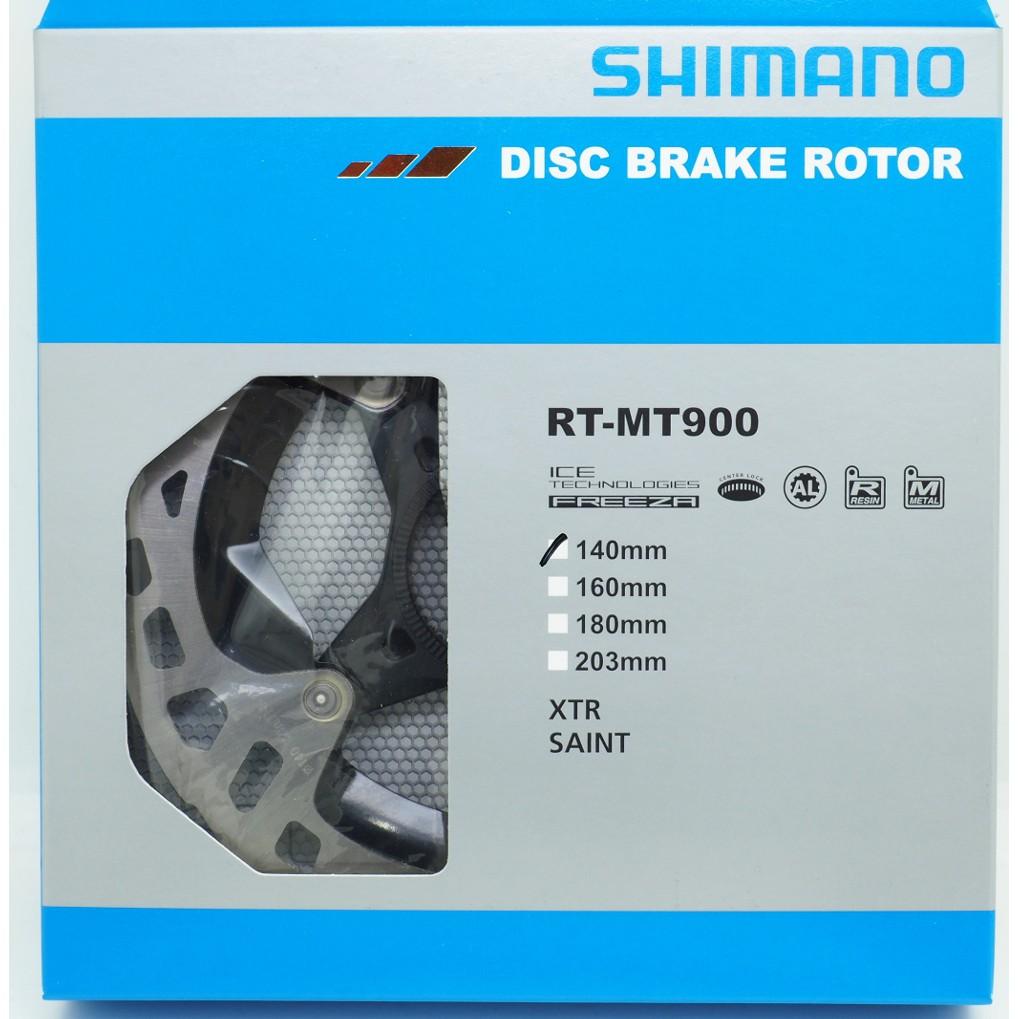 SHIMANO XTR RT-MT900 140mm中央鎖入式散熱碟盤R9170 R8070 RT900可用