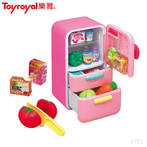 Toyroyal 樂雅 生活小達人-冰箱組