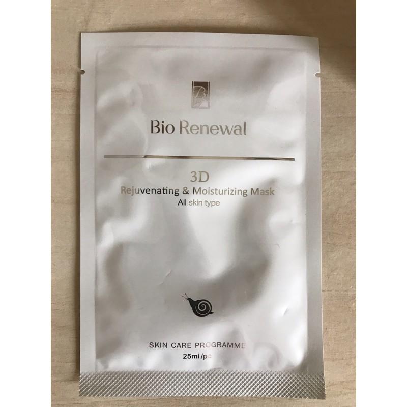 Bio Renewal / 3D積雪草蝸牛面膜