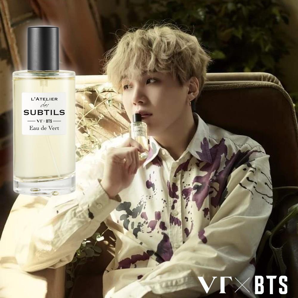 【官方獨家】VT X BTS L'ATELIER-SUGA「叢林輕舞」香水禮盒(贈品詳見內文)
