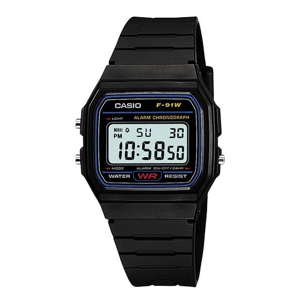 卡西歐 CASIO / F-91W-1 / 數位指針系列 (附錶盒) [ 官方直營 ]