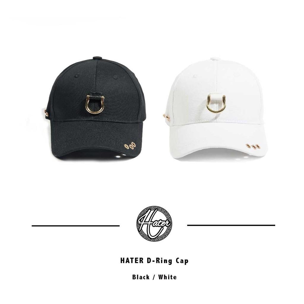 Hater Snapback 【HU115~116】 D-Ring Cap 棒球帽 老帽