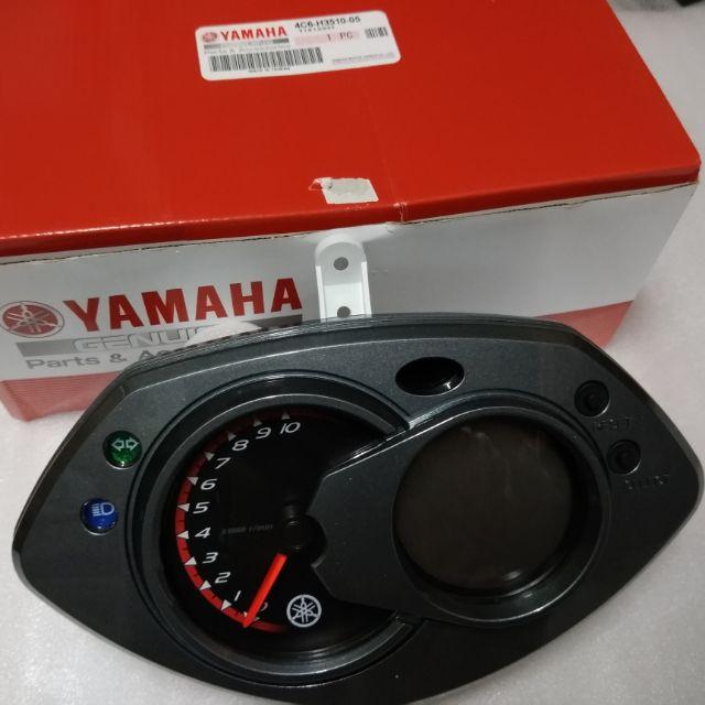 YAMAHA 山葉 原廠 勁戰 二代 化油 黑底銀藍框 儀錶 碼錶 儀表 液晶表 碼表 儀錶板 碼表板