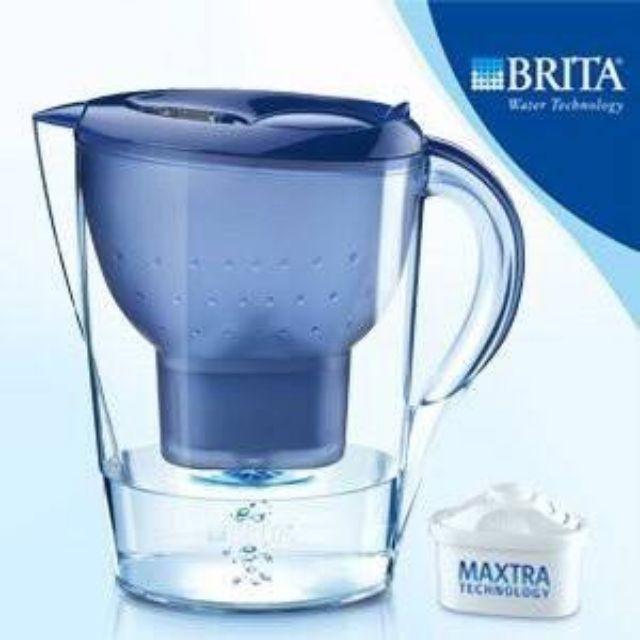 德國進口BRITA 馬利拉 濾水壺3.5L 一壺一芯