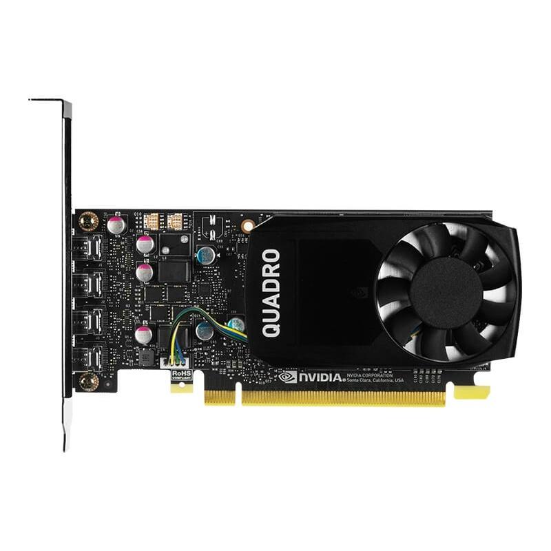 麗臺 NVIDIA Quadro P600(二手)