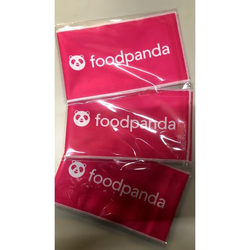熊貓 Foodpanda 臂章 廣告費用
