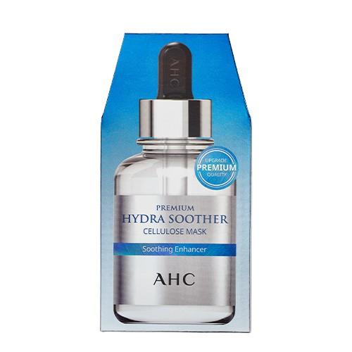 AHC 安瓶精華天絲纖維面膜[玻尿酸保濕]5片【寶雅】