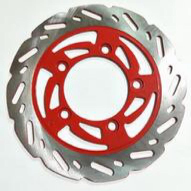 雷霆 125 雷霆 150 超5 前碟 碟盤 煞車盤 原廠型 超耐磨 不銹鋼 浪花碟