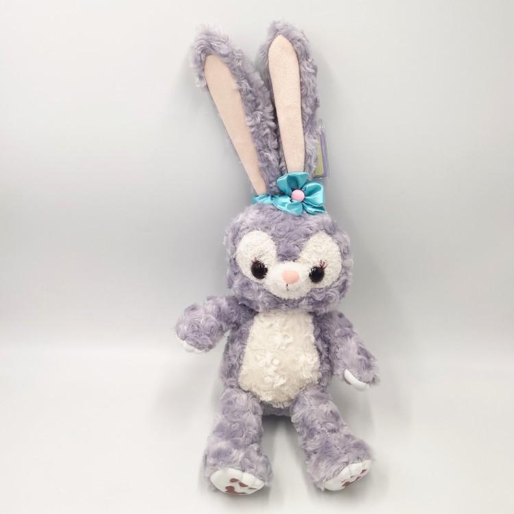 【滿額免運】娃娃公仔玩偶抱枕大娃娃毛絨玩具可愛達菲兔毛絨玩具拍照公仔史黛拉兔玩偶娃娃生日禮物少女心玩偶