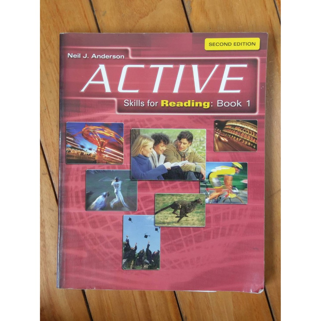 ACTIVE Skills for Reading:Book 1 二手書