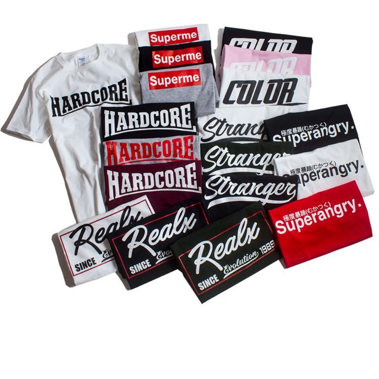 Gildan 76000 印製原創Tee 寬鬆衣服 短袖衣服 衣服 T恤 短T 素T 寬鬆短袖 寬鬆短袖