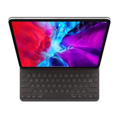 巧控鍵盤妙控鍵盤Apple適用於蘋果 11/12.9英寸 iPad Pro原裝智能雙面二手 elaV