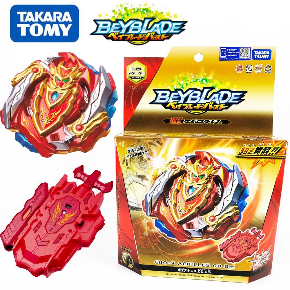 TAKARA TOMY 戰鬥陀螺 BEYBLADE  超Z世代 B-129 超刃覺醒 00鐵 Dm軸 超刃勇士