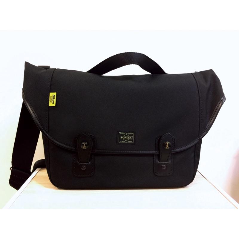 Nikon x Porter Daily Shoulder Bag Large 相機包