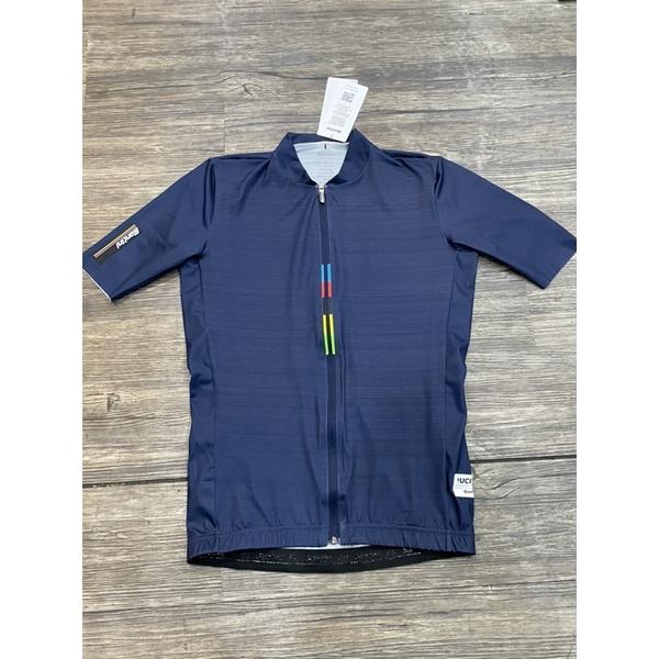 【RINDO BIKE】Santini UCI彩虹車衣