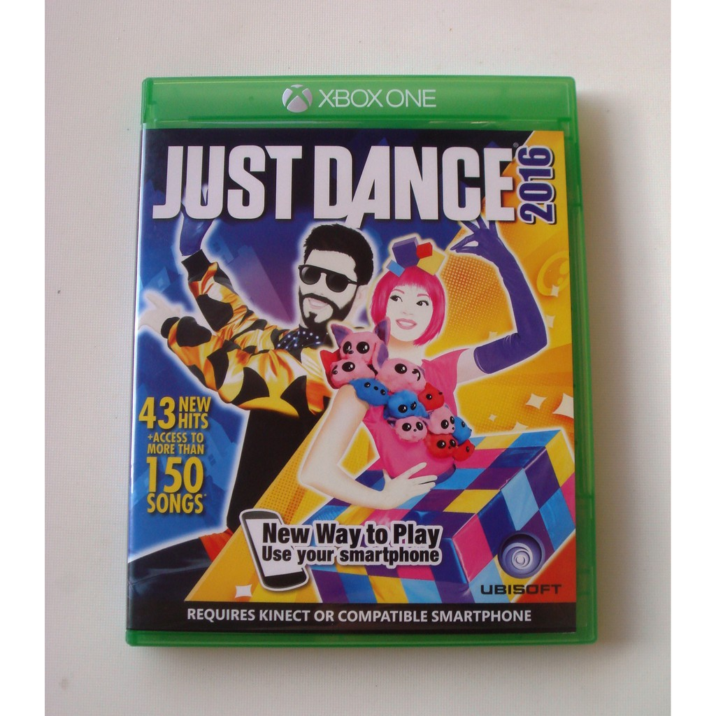 XBOX ONE 舞力全開 2016 英文版 Just Dance 2016(kinect )