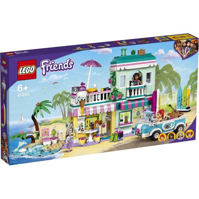 【周周go】LEGO 樂高41693 衝浪海濱 Friends