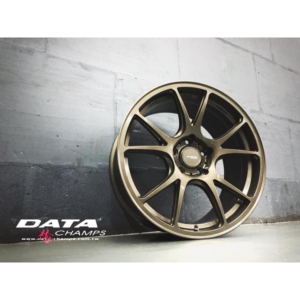 【凱達輪胎鋁圈館】DATA FF08 18吋 旋壓輕量化 8.8KG 5/108 放大效果極佳 卡鉗好閃 歡迎訊問
