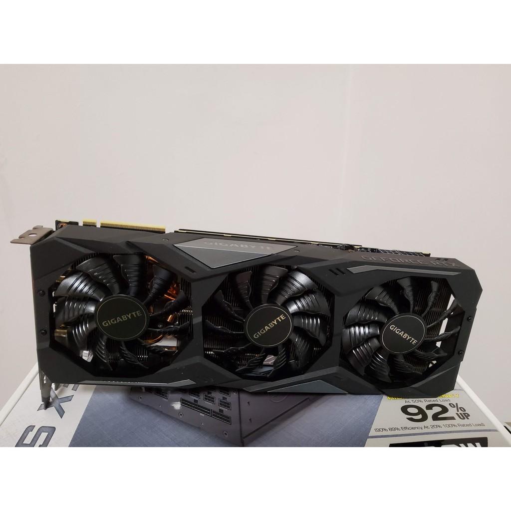 技嘉 GeForce RTX 2080 SUPER GAMING OC 8G (Ver 2.0) 二手