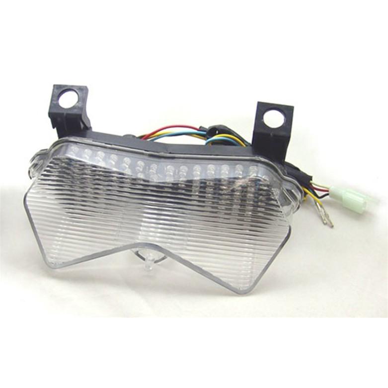 Kawasaki專用LED後尾燈(整合方向燈)適用ZX6R 636 Z1000 Z750S特價回饋!!《極限超快感!!》