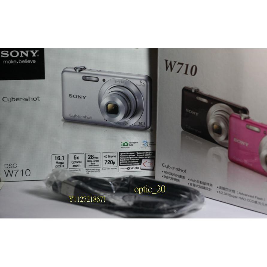 SONY USB傳輸線 充電線 W810 ILCE 7M2K 7RM2 DSC-RX0 RX10 IV M4