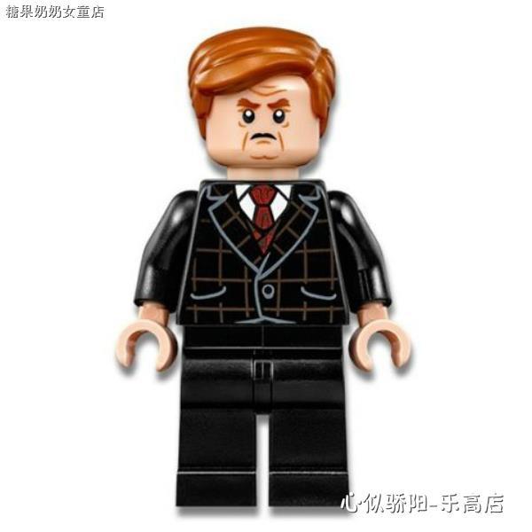☈♂✇樂高LEGO 侏羅紀世界 75930 jw026 Eversol 總裁 人仔