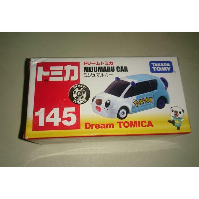 Tomica dream 145 水水獺 盒損