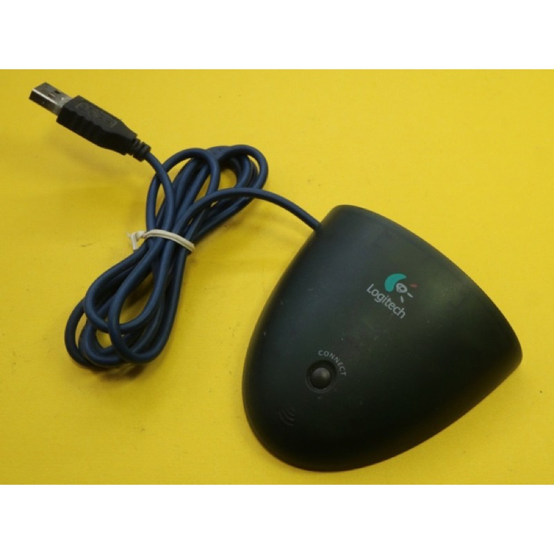 Logitech(羅技)C-BA4-MSE 無線滑鼠接收器(Cordless Mouse Receiver)