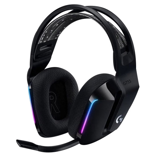 Logitech 羅技 G733 RGB 電競 無線 黑色 耳機麥克風 耳麥