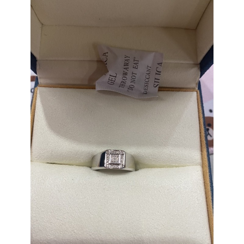 Royal Schmied真鑽戒指 實拍 有保卡 全新 忍痛便宜賣