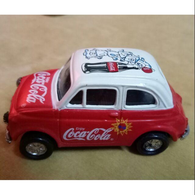 早期可口可樂精典圖案玩具車