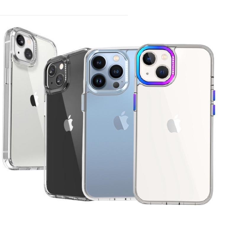 惡魔防摔殼 標準版 玻璃晶透版 天峰藍 iPhone13 Pro Max mini i11 i12 i13 XR 手機殼