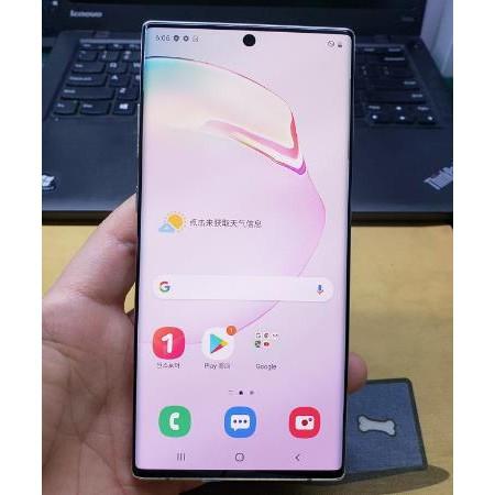二手手機 大內存256G 三星 GALAXY NOTE10 note10+ 5G 國行雙卡 美版韓版單卡