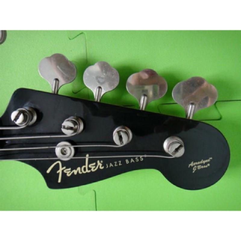 《出售》日廠 Fender Aerodyne Jazz Bass 二手琴 貝士 squier howhow同款
