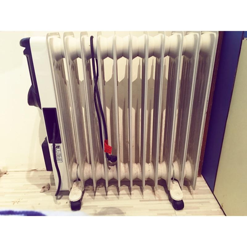 北方11葉片電暖器(限面交/自取)