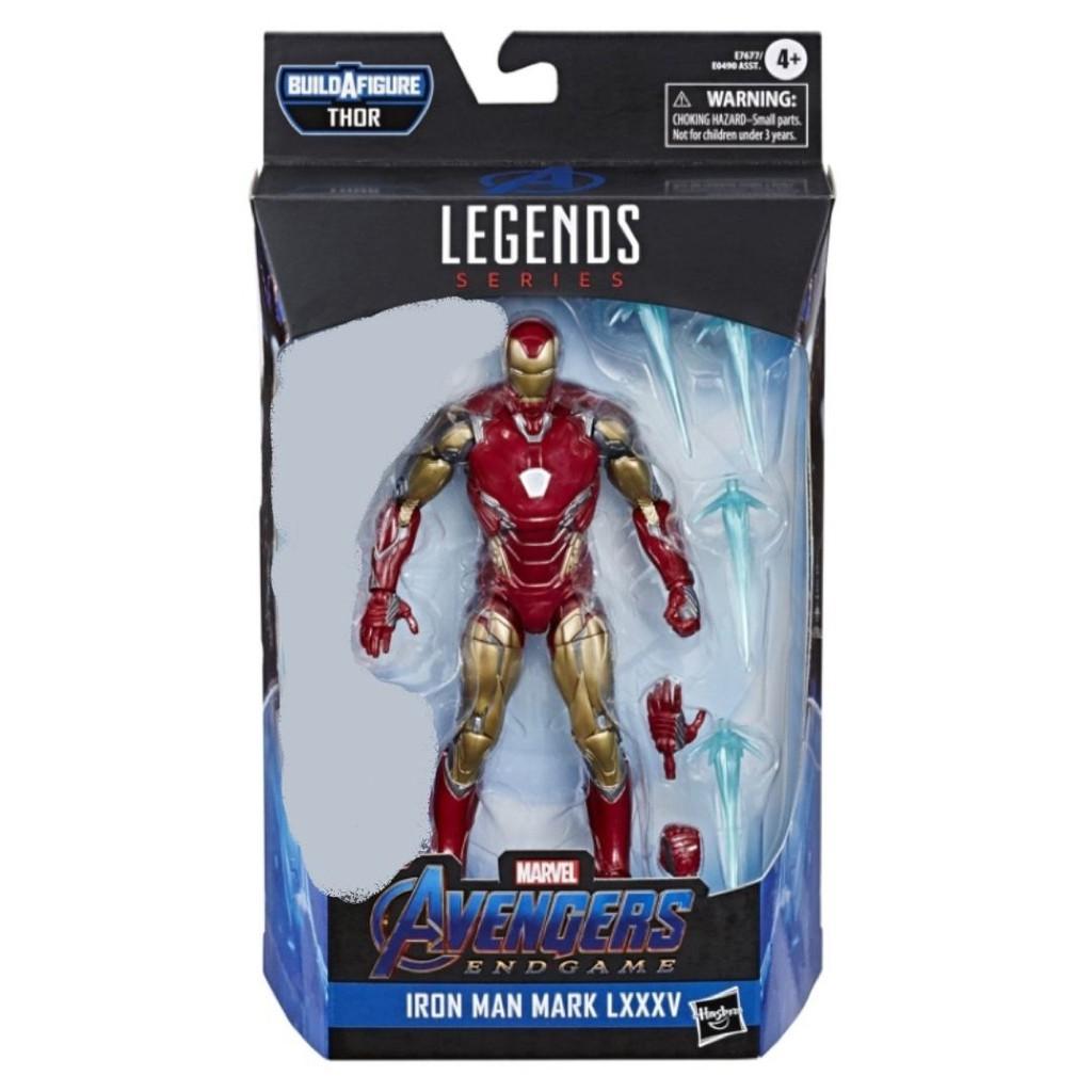 【孩之寶hasbro】漫威 Marvel Legends 鋼鐵人 MK85 馬克85 終局之戰 6吋 有baf 代理版