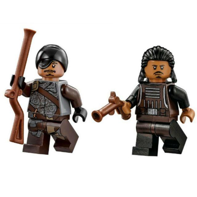 [塔圖因小商行] lego 75105 Kanjiklub Gang + Tasu Leech ( 樂高 星際大戰 )