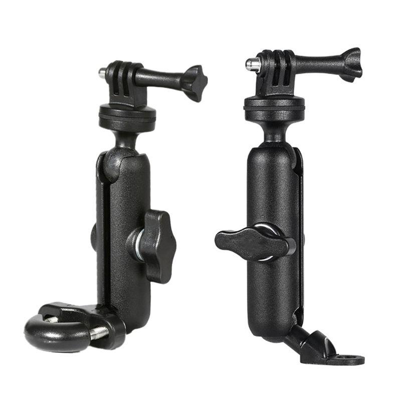Insta360 one X2 騎行支架 摩托車行車記錄儀后视镜支架 全景運動相機GoPro自行車摩托車機車固定支架