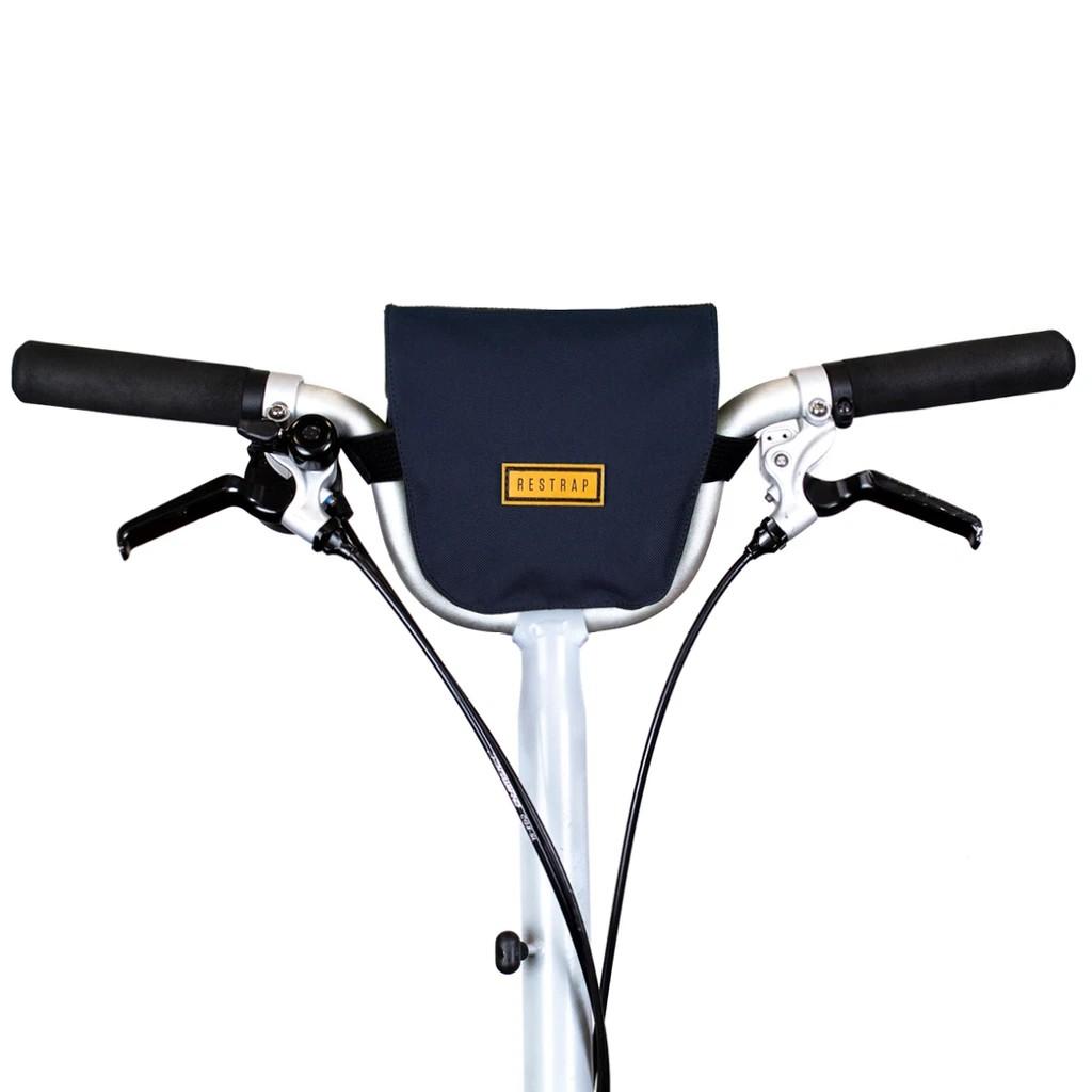 巡揚單車 -【RESTRAP】英國 BROMPTON CITY BAR BAG 小布M把車把手包