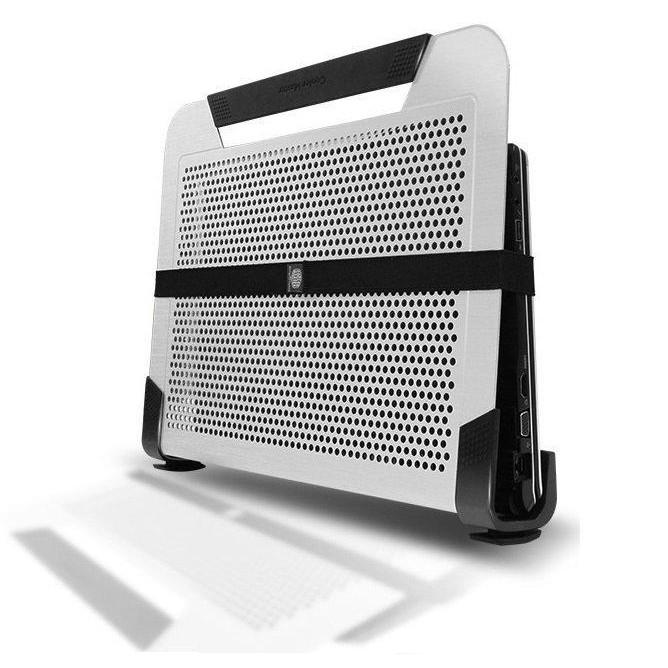 【白米飯3C】有發票+酷媽 Cooler Master Notepal U3 PLUS 全鋁散熱墊  黑色