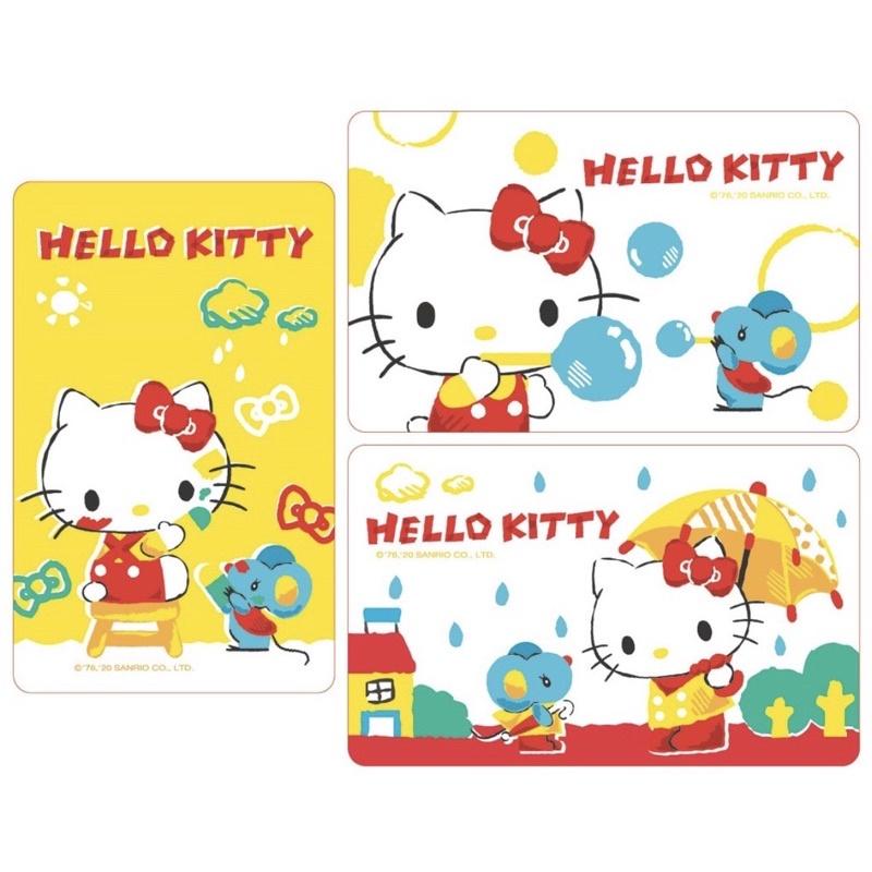 Hello Kitty塗鴉 悠遊卡