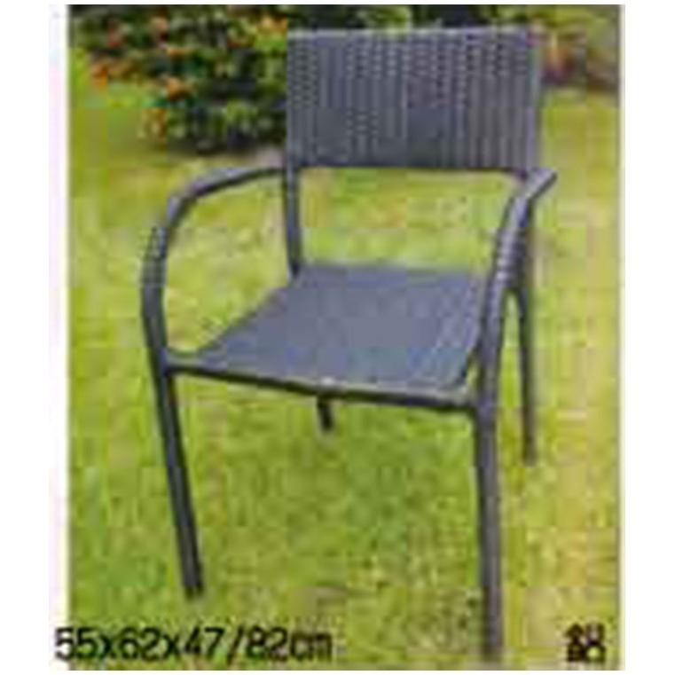 【DC642-20】 排骨籐椅 #U-1002-C
