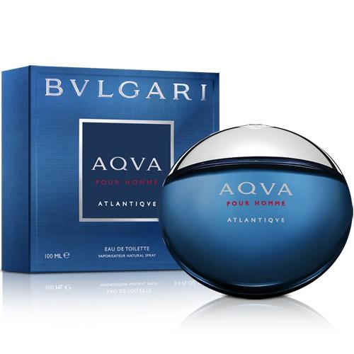 BVLGARI 寶格麗 勁藍水能量男性淡香水100ml