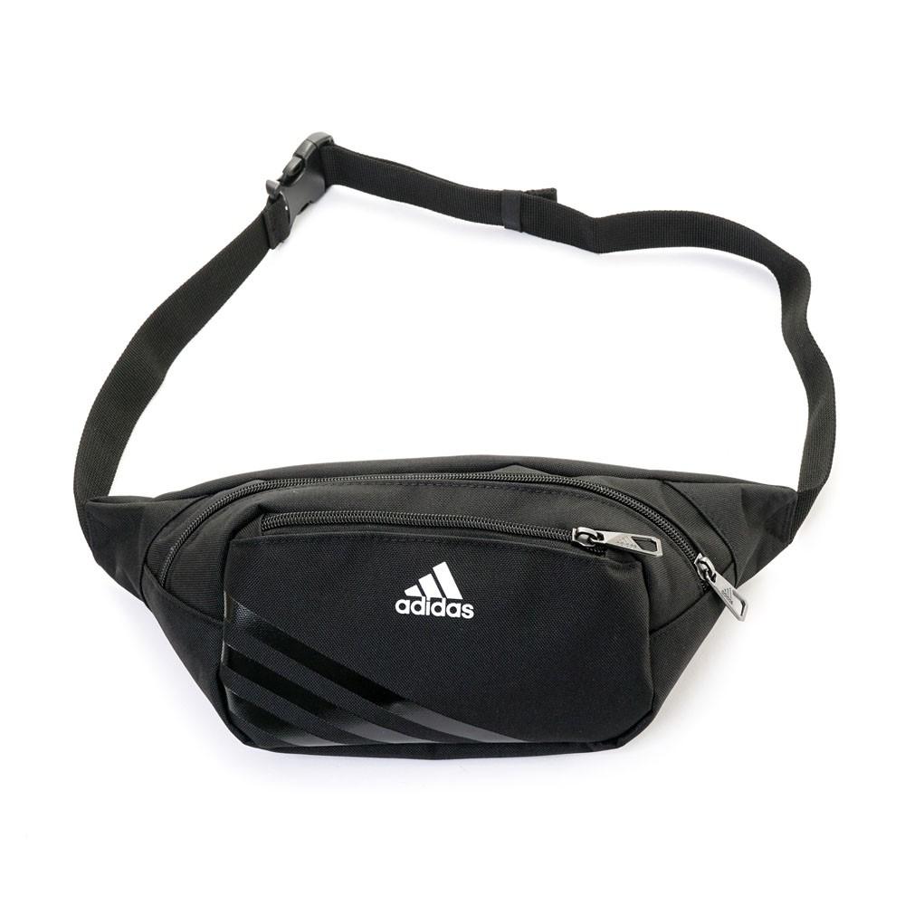 Adidas EC WAIST 運動腰包-黑 AJ4230