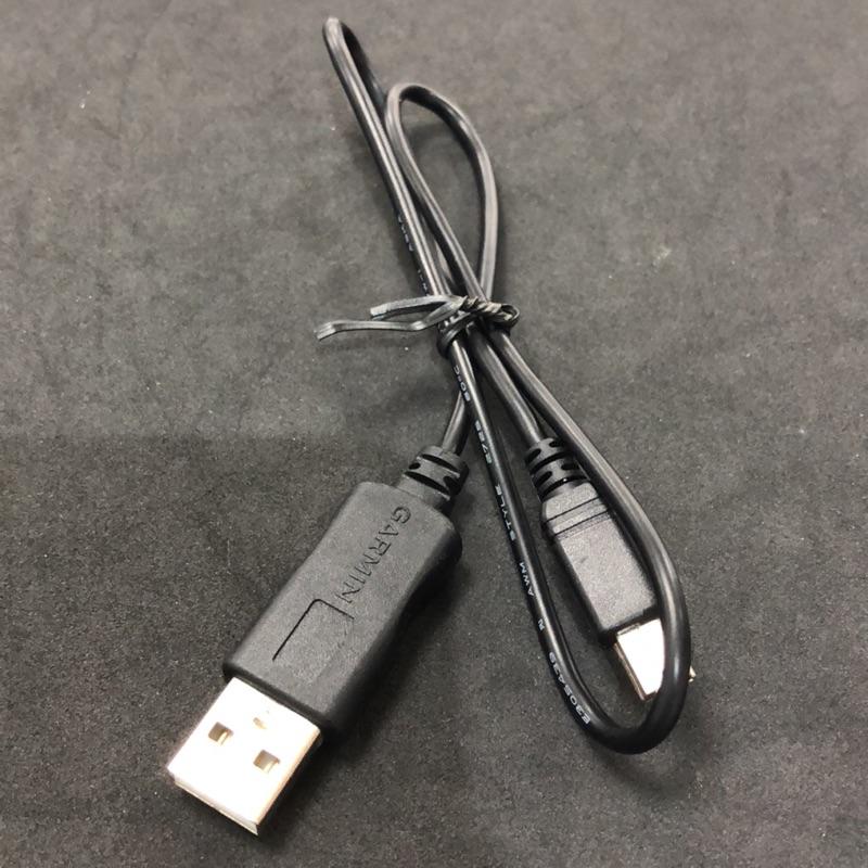 第三家❤■【GARMIN 原廠配件】Garmin原廠充電傳輸線(MINI USB頭)