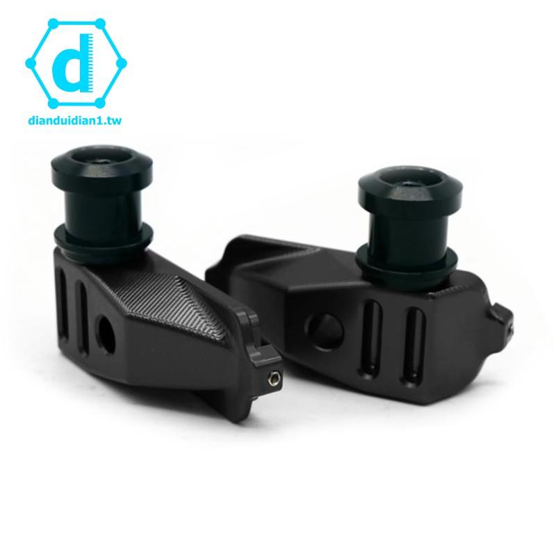 適用於本田CBR500R 2013-2016 CB500F CB500X摩托車CNC後輪軸前叉帶底座的可擴展偏心線軸