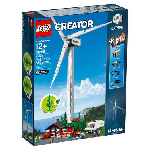 樂高 LEGO 10268  風力發電機 CREATOR系列 創意系列