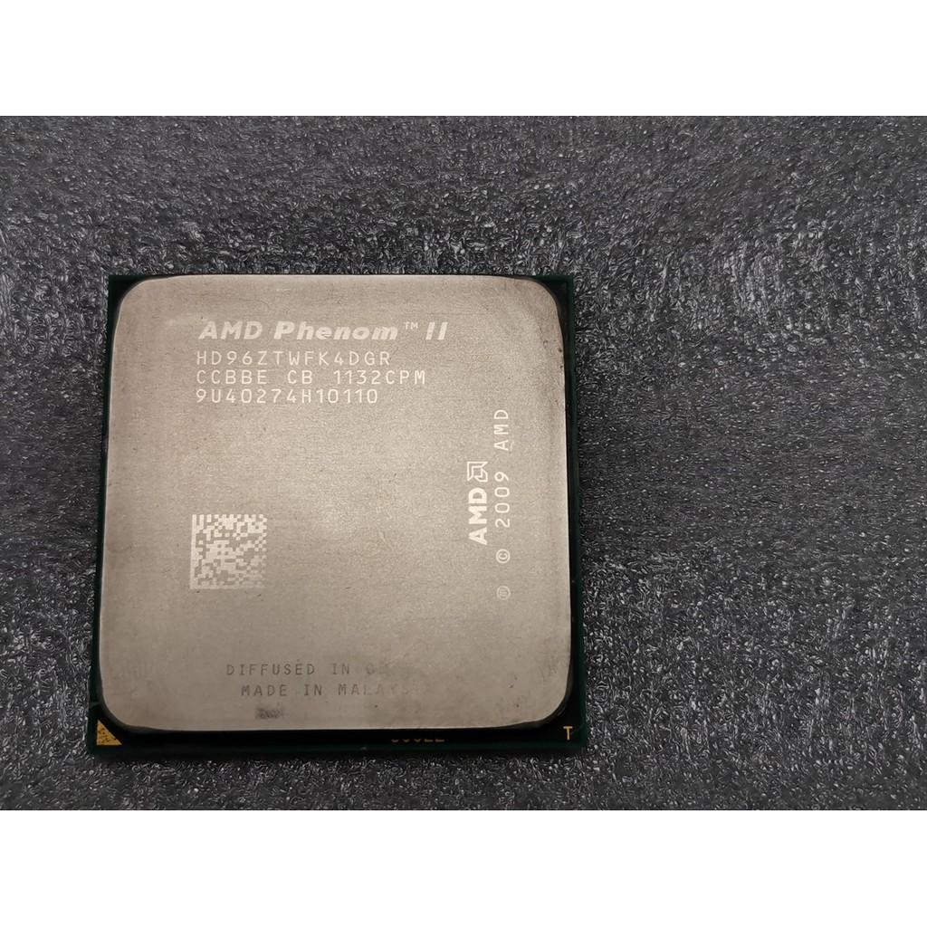 AMD Phenom II X4 960T 3.0G