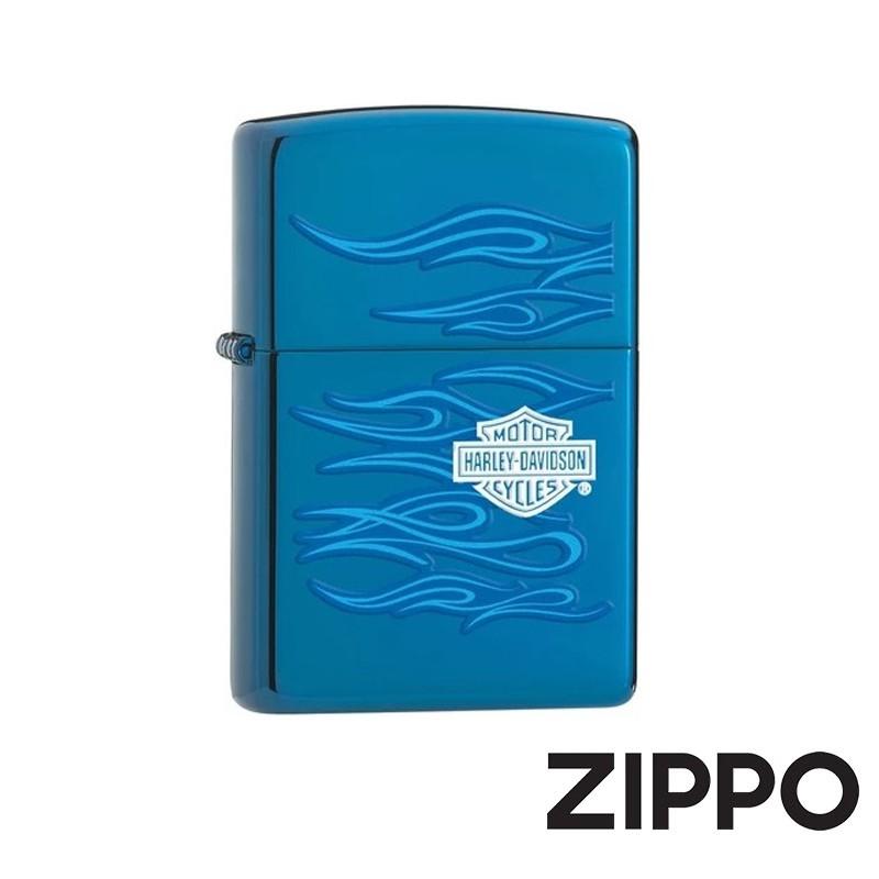 ZIPPO 哈雷魅焰防風打火機 美國設計 20711